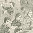 Publication des manuscrits de Fourier. Des lymbes obscures ou périodes d'enfer social et de labyrinthe passionnel (42e pièce, cote 9)